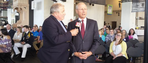 NewsChannel 13's Bob Kovachick spoke with St. Peter's Health Partners President and CEO Dr. Jim Reed at the 18th annual