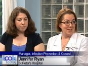 Jennifer Ryan, Manager of the Infection & Control Program for St Peter's Hospital, sat down with Look TV yesterday to discuss Zika virus - what it is, symptoms, and preventative measures.