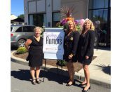 A new program will enable women who are patients at St. Peter's Hospital Cancer Care Center to enjoy free salon, beauty, and other services at Rumors Salon and Spa in Latham.