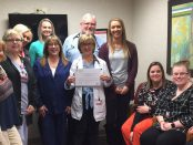 Congratulations to the team at St. Peter's Urgent Care in East Greenbush for receiving Certified Urgent Care Category 2 designation from the Urgent Care Association of America!