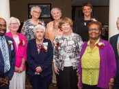 "Eleven employees from across St. Peter's Health Partners have been with the network and its legacy organizations for more than 50 years. A celebration on May 23 recognized these members of the ""50+ Year Club."""
