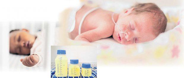 LiveSmart: Breast Milk Vital Medicine for Preemies - St