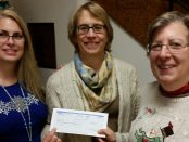 Thank you to SPHP data control technician Debra Bartlett and application analyst Leslie Krauter for leading the effort on this donation! They are pictured above with Donna Elia, executive director of Troy Area United Ministries. (Left to right: Bartlett, Krauter, and Elia.)