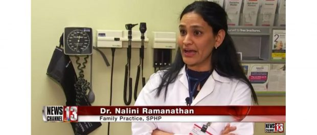 NewsChannel 13 spoke to Dr. Nalini Ramanathan of Family Medical Group, a practice of St. Peter's Health Partners Medical Associates, about the persistent cough affecting so many people this season in the Capital Region.