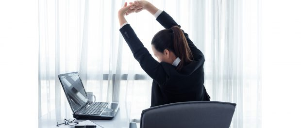 Sitting without interruption for an extended time may pose a bigger problem to our hips, lower back, and neck than you may think. SPHP Physical therapist Aliza Stack offers tips for reducing muscle inflexibility and preventing pain associated with long hours of sitting at the office.