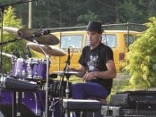 Sunnyview Rehabilitation Hospital helped stroke survivor Gregory Nash regain his ability to speak - and play drums.