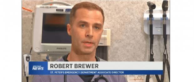 Dr. Robert Brewer