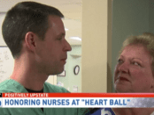 Nurses Honored