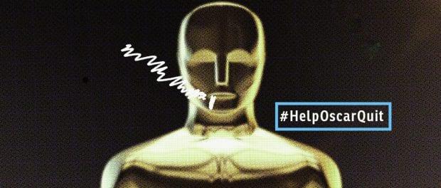 #HelpOscarQuit