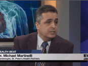 Dr. Michael Martinelli on WNYT