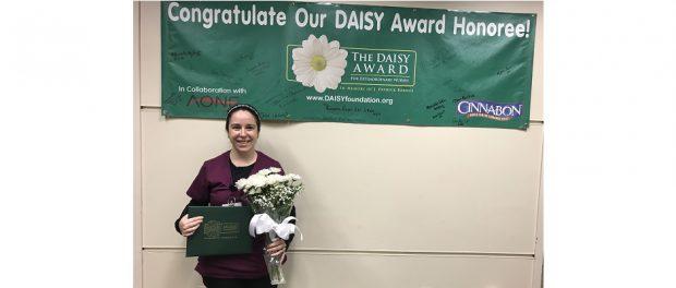 DAISY Award April 2019